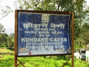 Kondana Caves